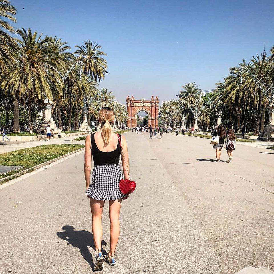 Arc di Triomf Barcelona