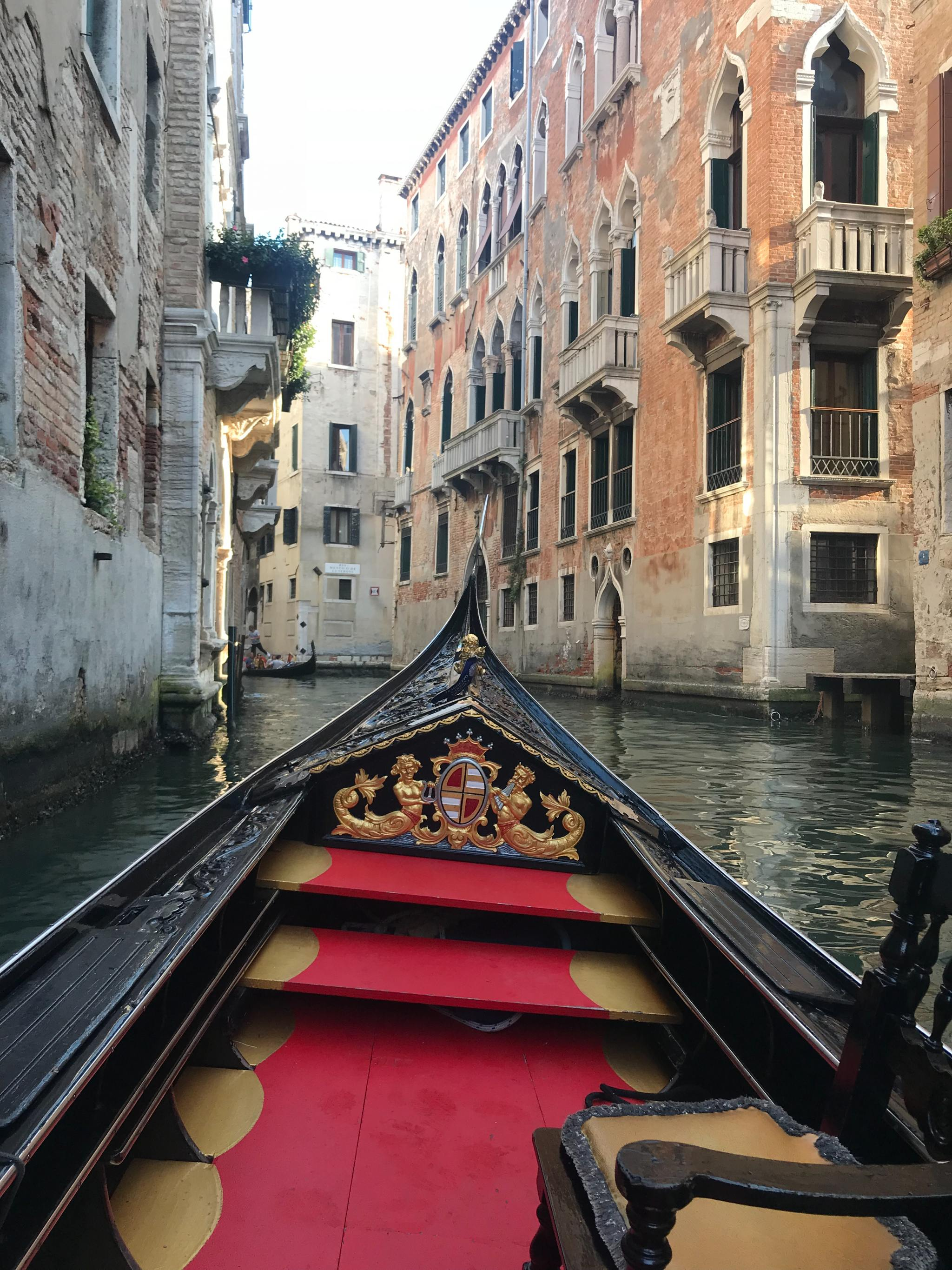 Gondola - 3 days in Venice