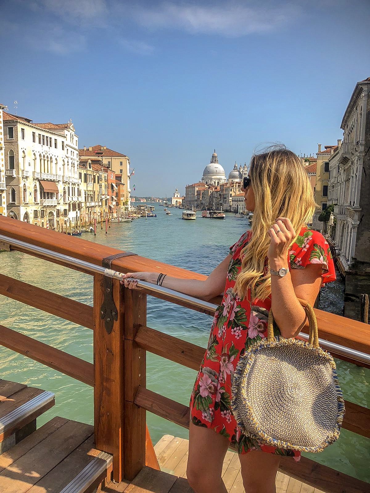 Venice travel blogger