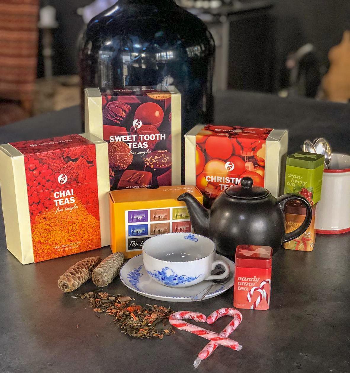 Tea blogger