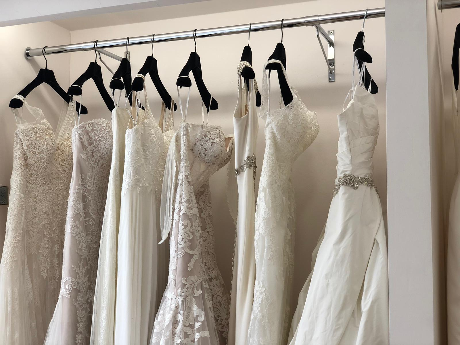 Wedding dress shopping Uckfield