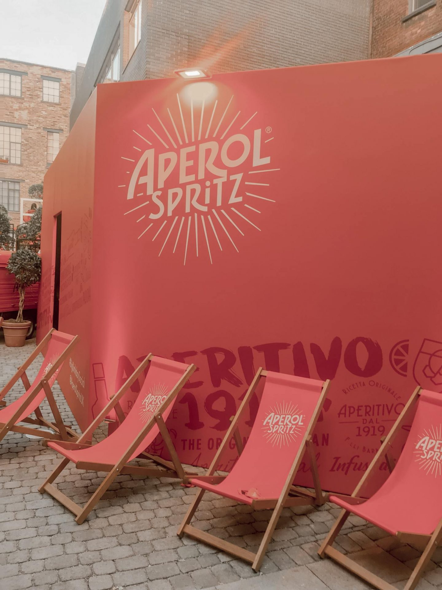 THE APEROL SPRITZ BIG BIRTHDAY SOCIAL: LONDON