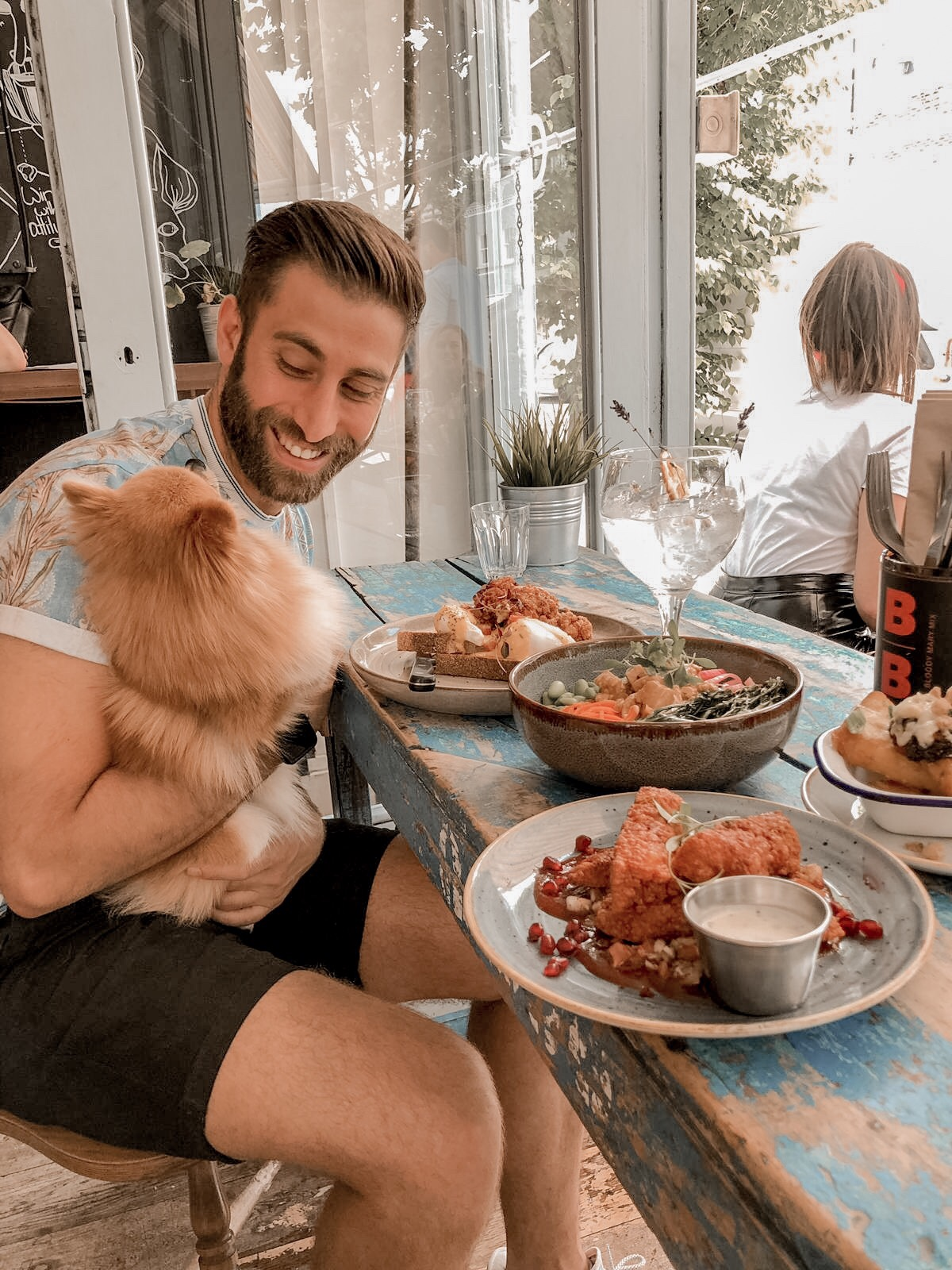 Dog friendly London restaurants