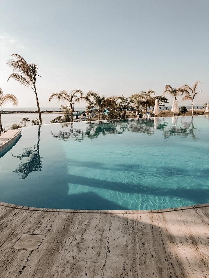 Lebay Beach Hotel pool