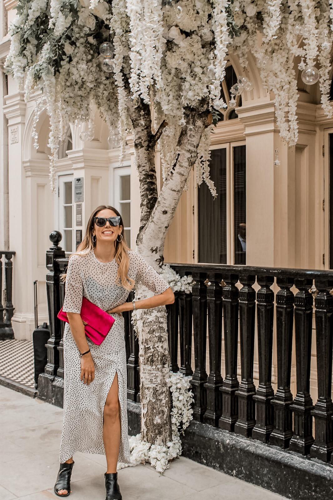 London blogger