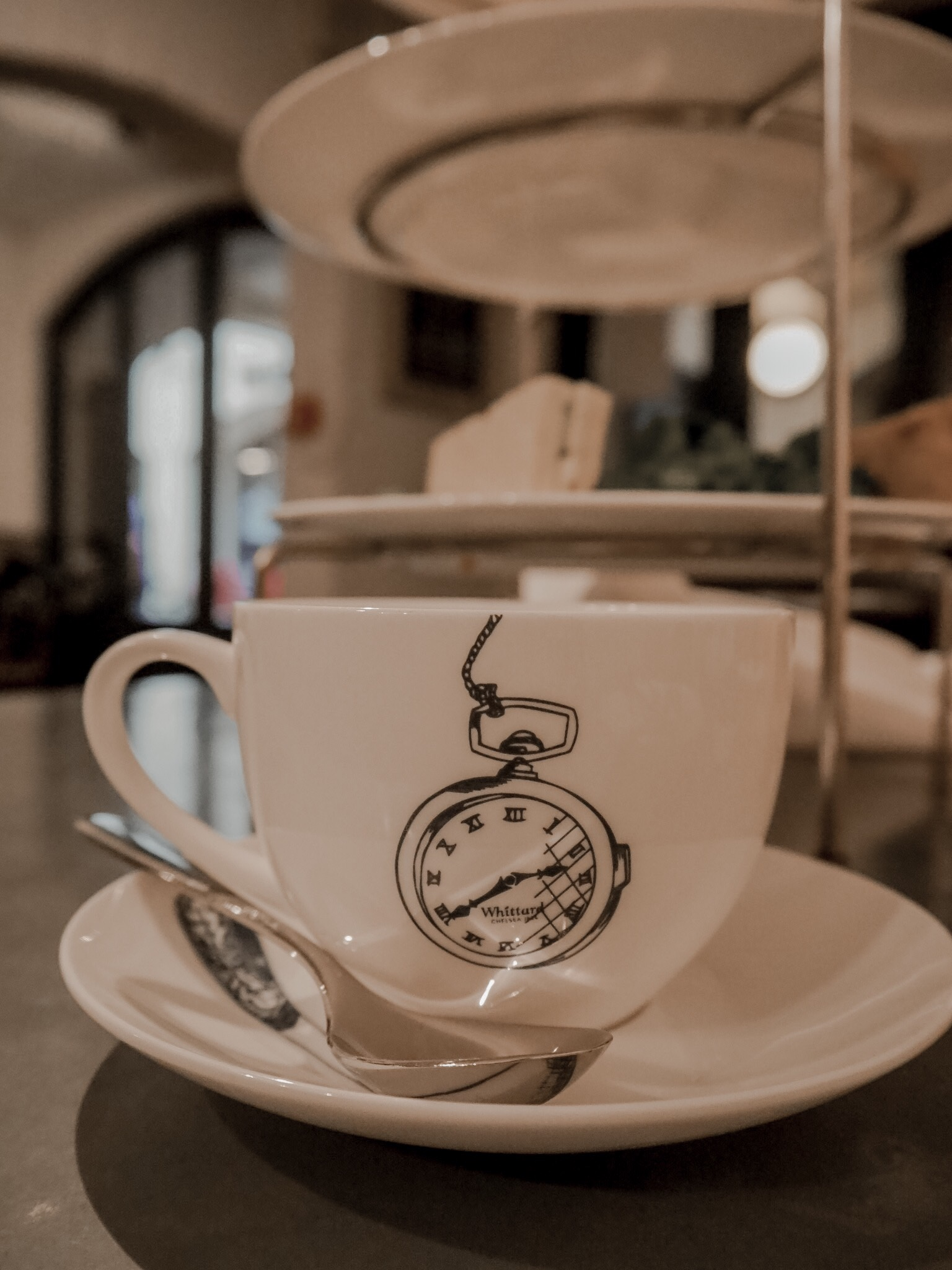 Tea cup Whittards