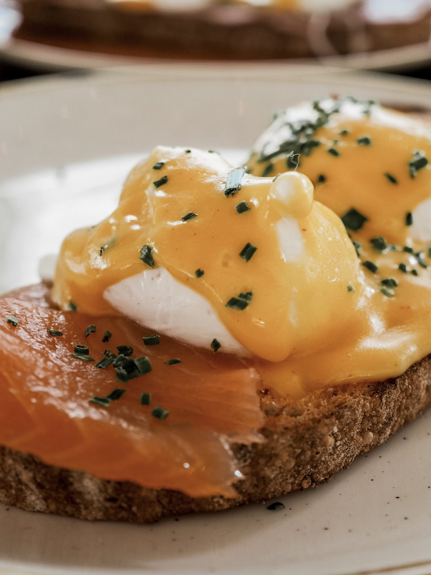 Brunch Clapham poached egg