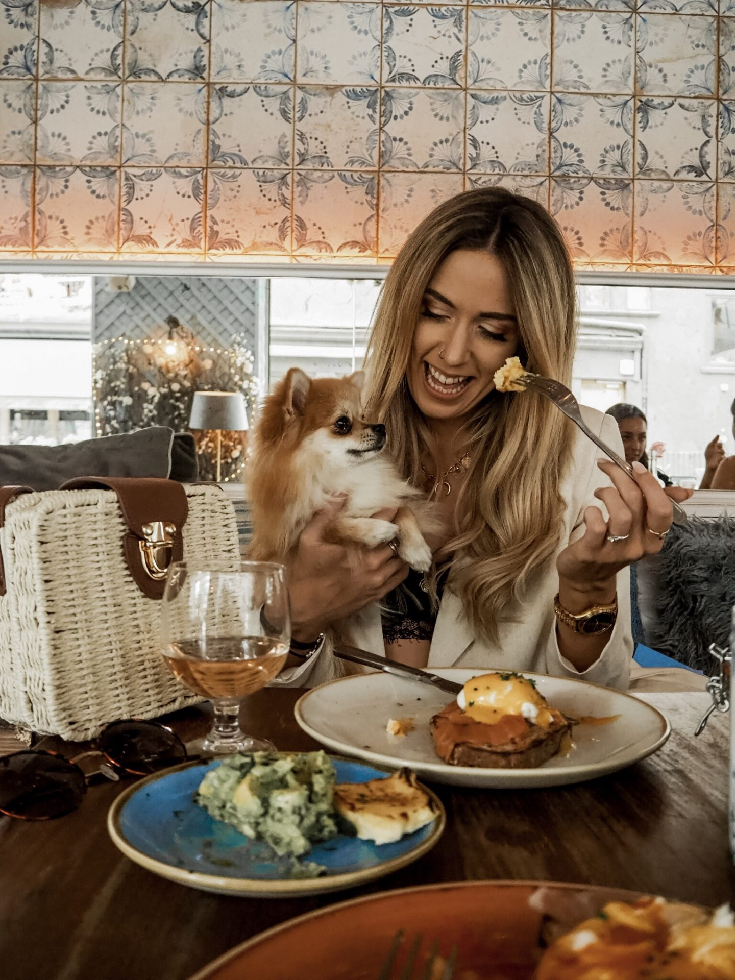 Dining with your dog London