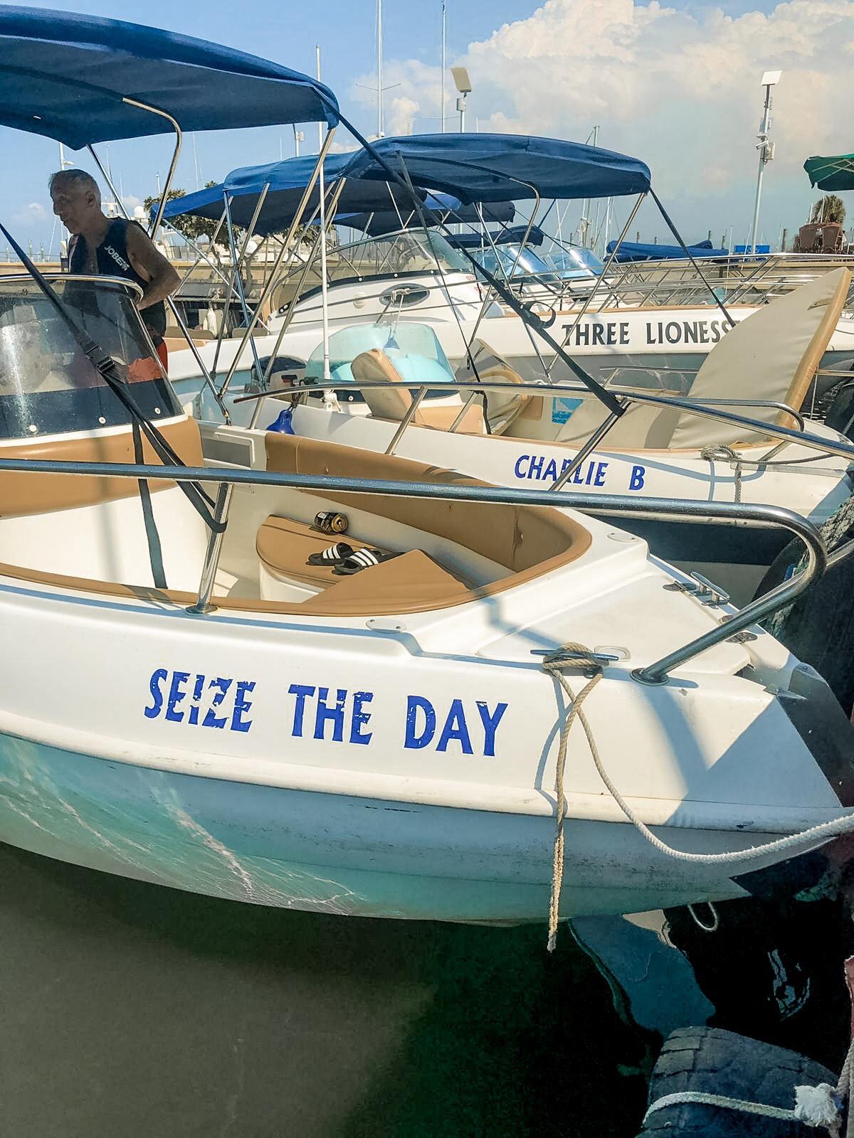 Boat trips Cyprus