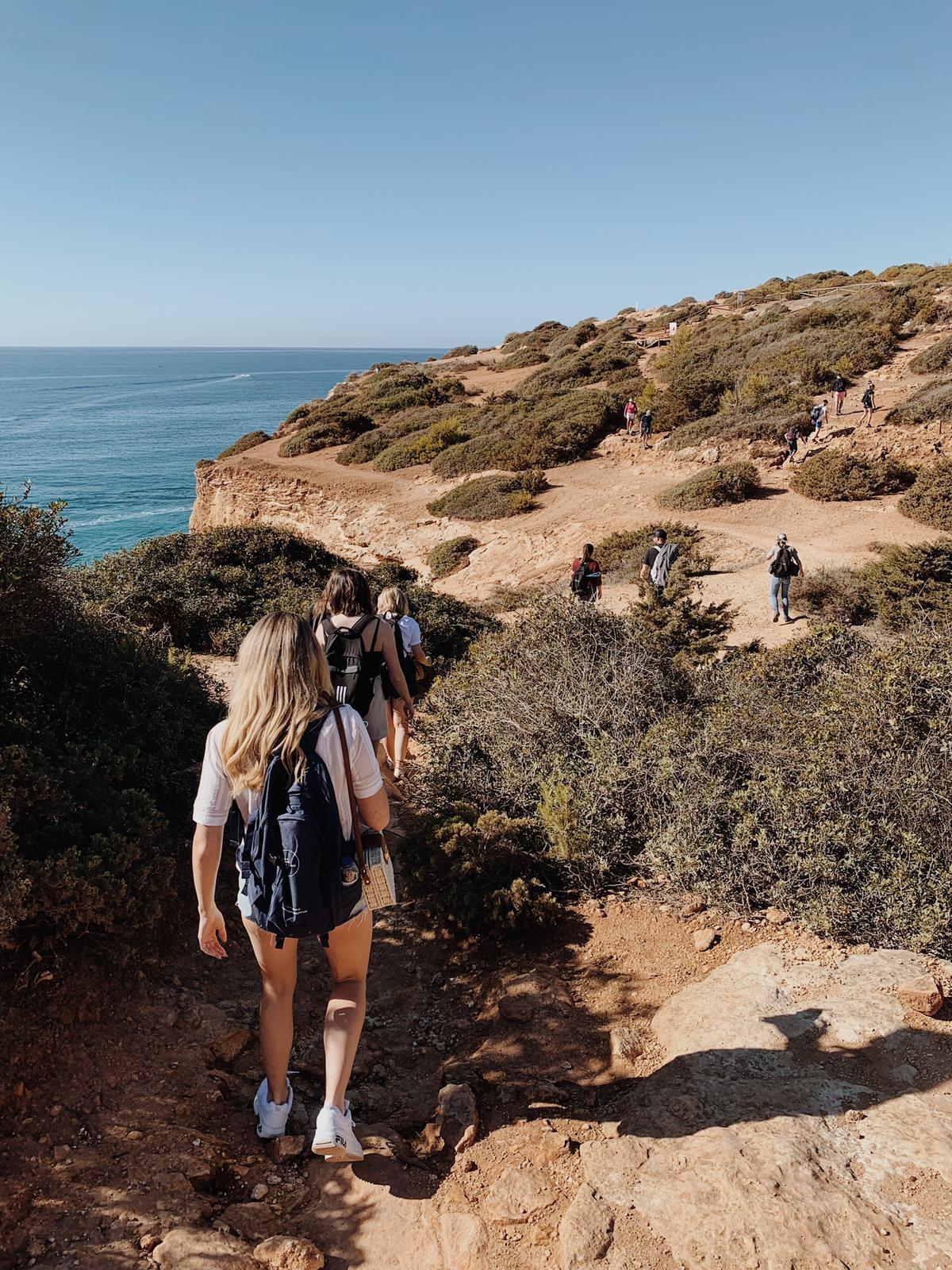 Algarve guide seven hanging valleys