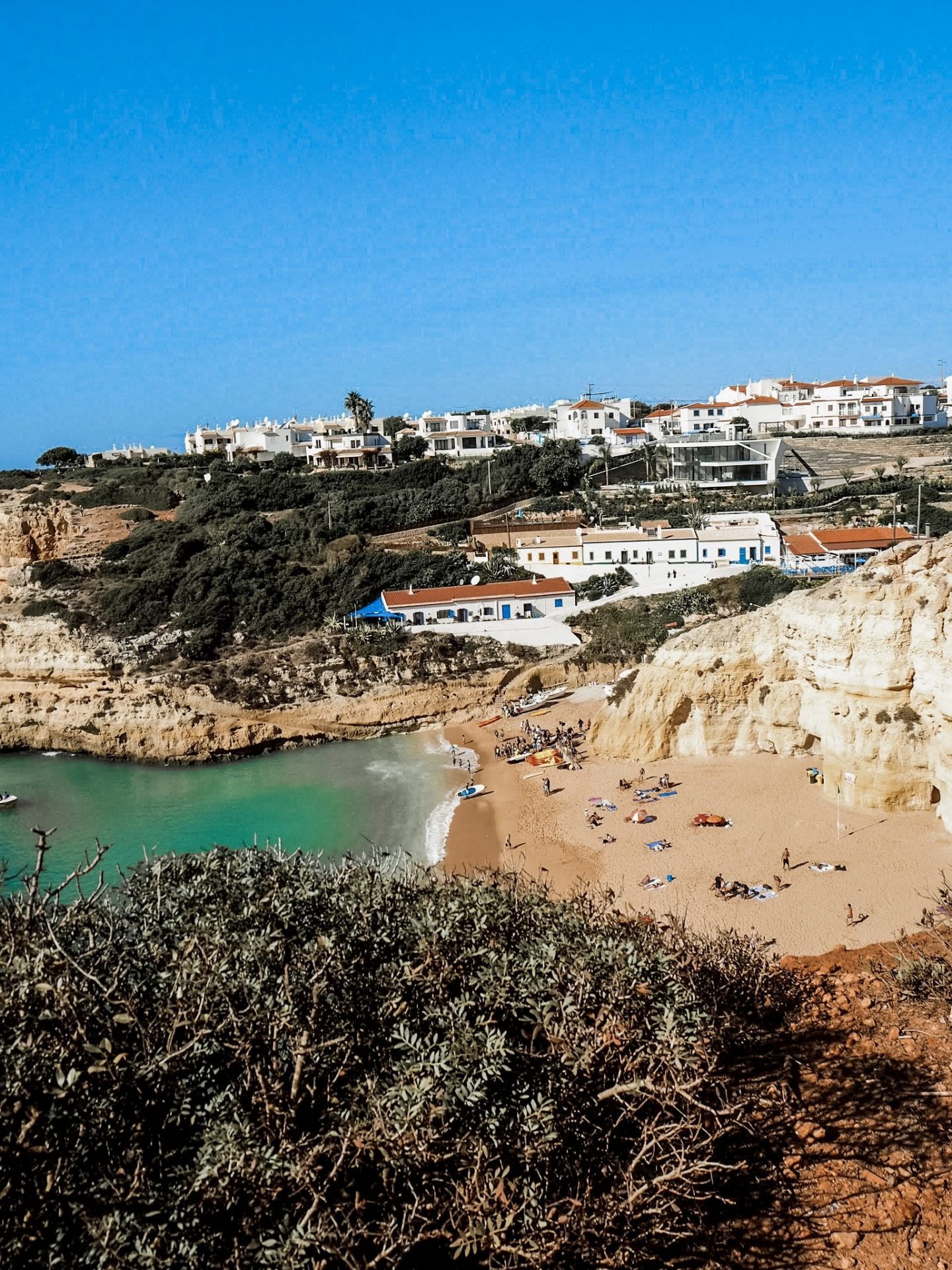 Carvoeiro Algarve guide