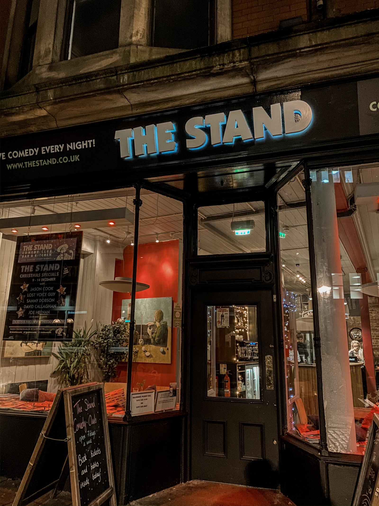 The Stand Newcastle comedy club