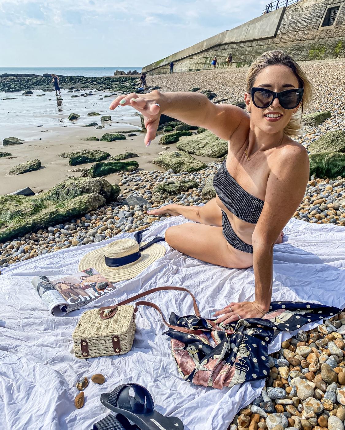 A day in Hastings - Hastings beach