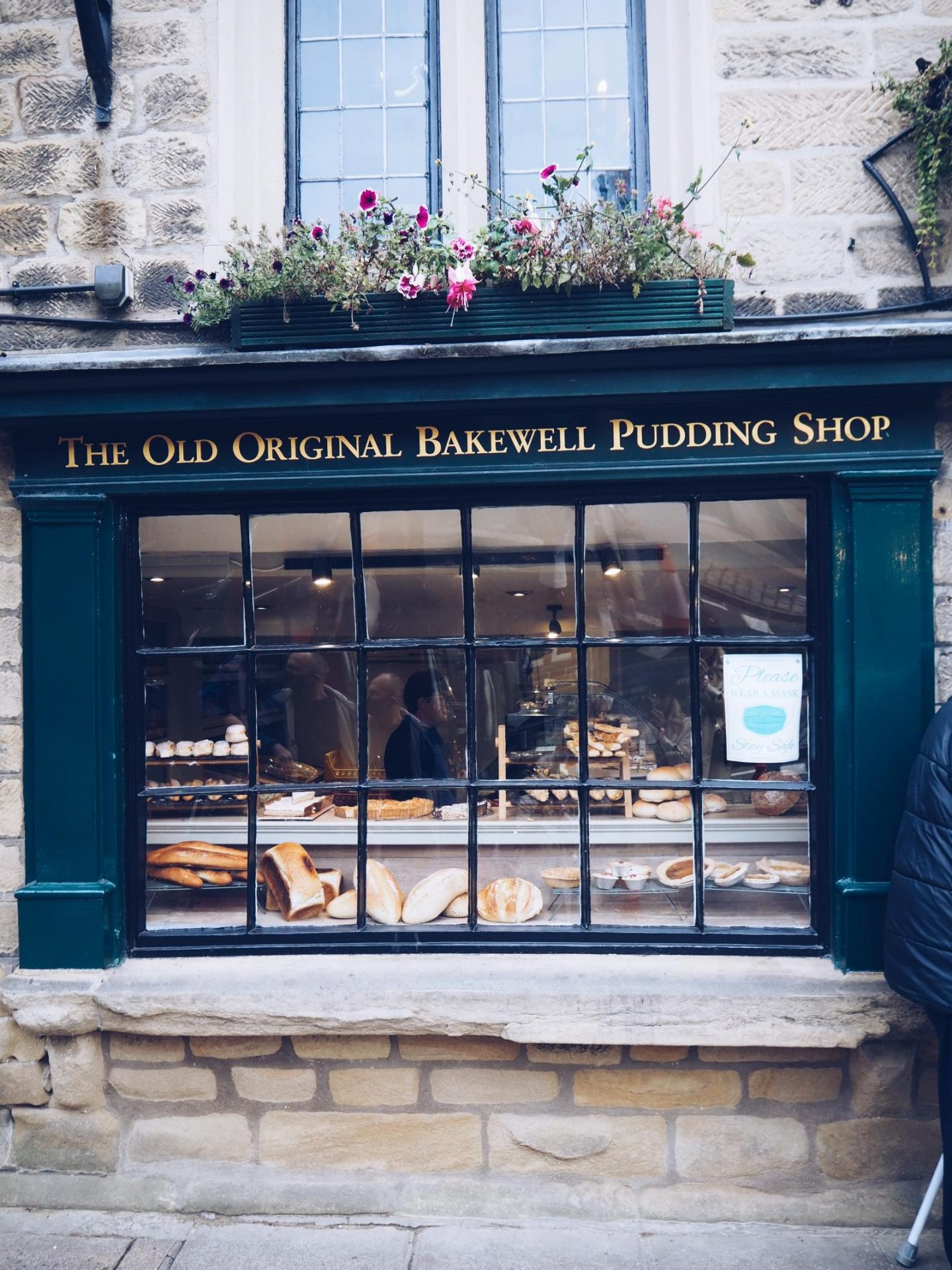 The Old Original Bakewell Pudding Shop